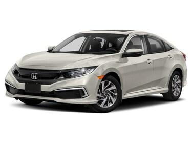 2019 Honda Civic Sedan EX CVT Sedan