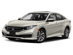 2019 Honda Civic EX Sedan