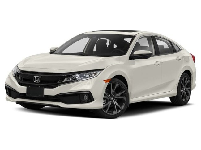 2019 Honda Civic Sport Car