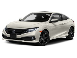 2019 Honda Civic Coupe Sport CVT Coupe