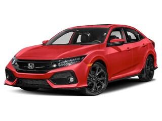 2019 Honda Civic 5D SPORT-TOUR V Hatchback
