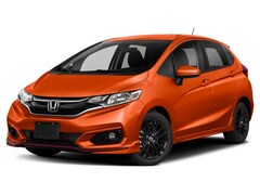 2019 Honda Fit Sport w/Honda Sensing Hatchback