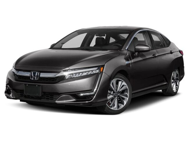 2019 Honda Clarity Plug-In Hybrid Base Sedan