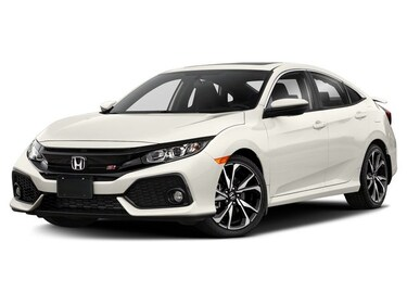 2019 Honda Civic Sedan SI MT Sedan