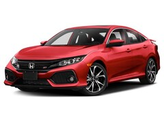 2019 Honda Civic Si Si Sedan