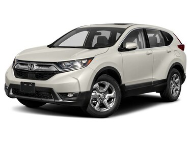 2019 Honda CR-V EX AWD CVT SUV