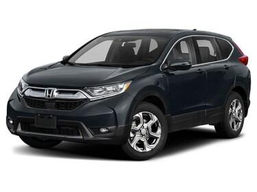 2019 Honda CR-V EX-L AWD CVT SUV