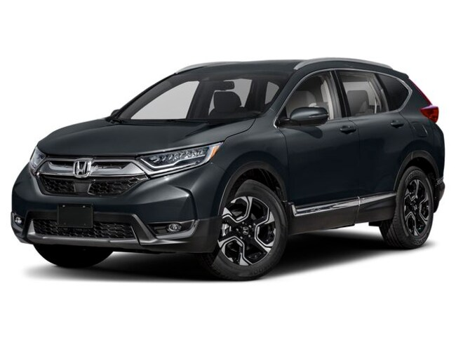 2019 Honda CR-V Touring AWD CVT SUV