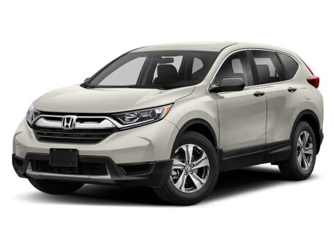 2019 Honda CR-V LX 2WD CVT SUV