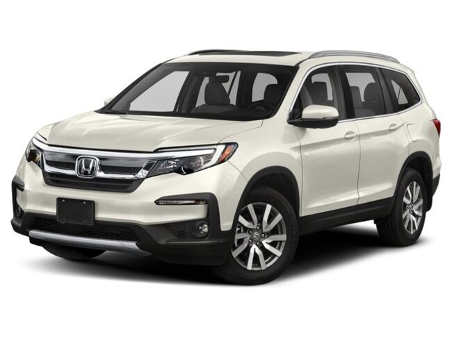 2019 Honda Pilot EX-L w/NAVI SUV