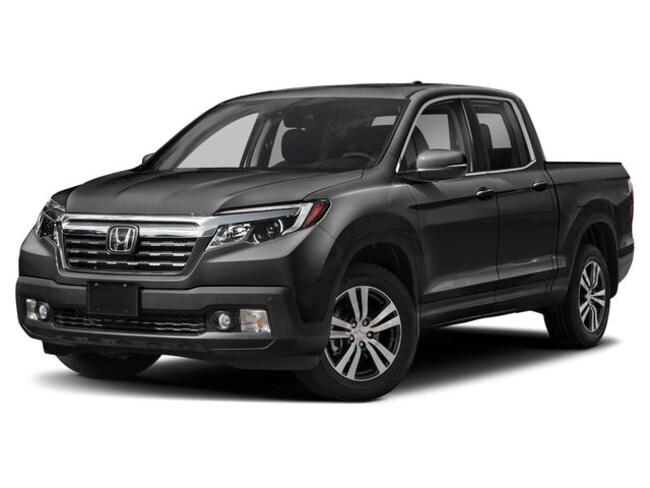 2019 Honda Ridgeline EX-L Truck Crew Cab