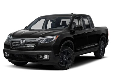 2019 Honda Ridgeline Black Edition Black Edition AWD