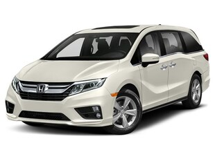 2019 Honda Odyssey EX-L w/RES Van Passenger Van