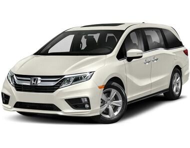 2019 Honda Odyssey EX-L Mini-van Passenger