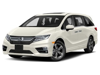 2019 Honda Odyssey Touring Mini-van Passenger