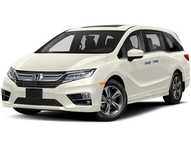 2019 Honda Odyssey TOUR A Van Passenger Van