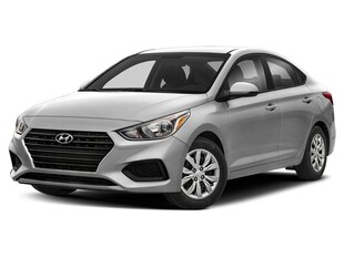 2019 Hyundai Accent Car