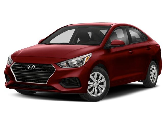 2019 Hyundai Accent ESSENTIAL W/COMFORT PACKAGE Sedan