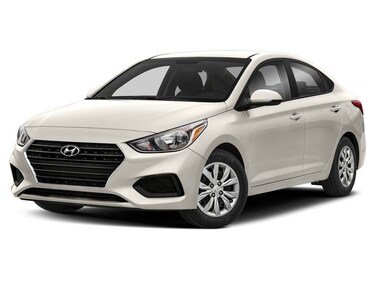 2019 Hyundai Accent (4) Essential at Sedan