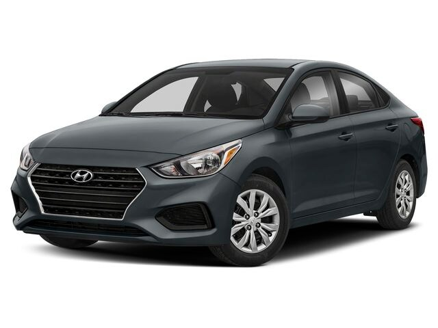 2019 Hyundai Accent FWD ESS Sedan