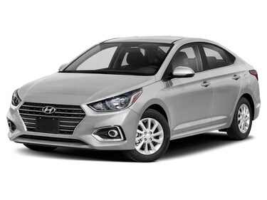 2019 Hyundai Accent (4) Preferred 6sp Sedan