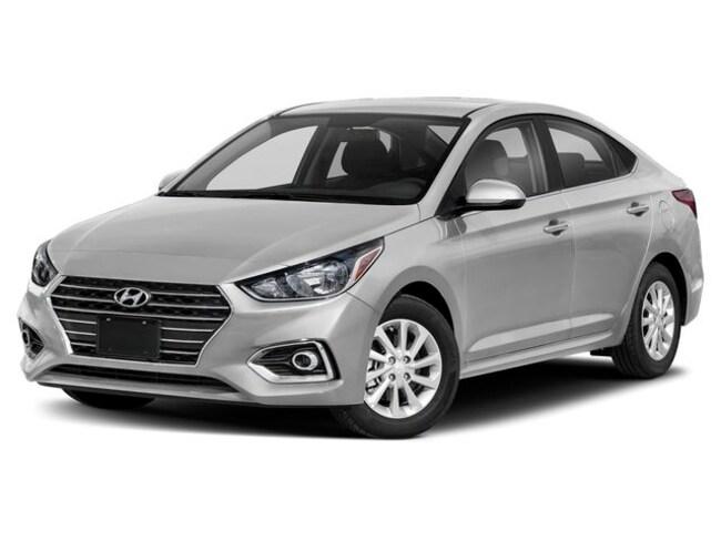2019 Hyundai Accent (4) Preferred 6sp Sedan