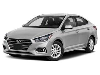 2019 Hyundai Accent Preferred Sedan