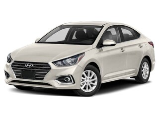 2019 Hyundai Accent Preferred Sedan