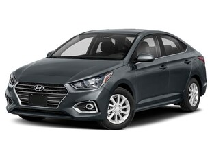 2019 Hyundai Accent FWD AT PRE Sedan
