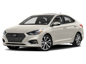2019 Hyundai Accent Ultimate - Sunroof - $111.85 B/W