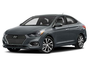 2019 Hyundai Accent (4) Ultimate at Sedan
