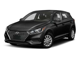 2019 Hyundai Accent Essential w/Comfort Package Hatchback