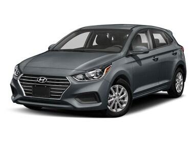 2019 Hyundai Accent (5) Preferred 6sp Hatchback
