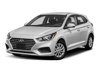 2019 Hyundai Accent 5DR AT FWD PREFERRED Hatchback