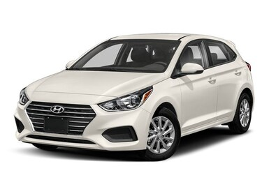 2019 Hyundai Accent (5) Preferred at Hatchback