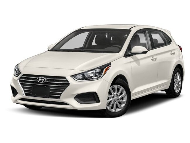 2019 Hyundai Accent 5DR AT FWD Hatchback