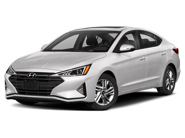 2019 Hyundai Elantra Essential at Sedan