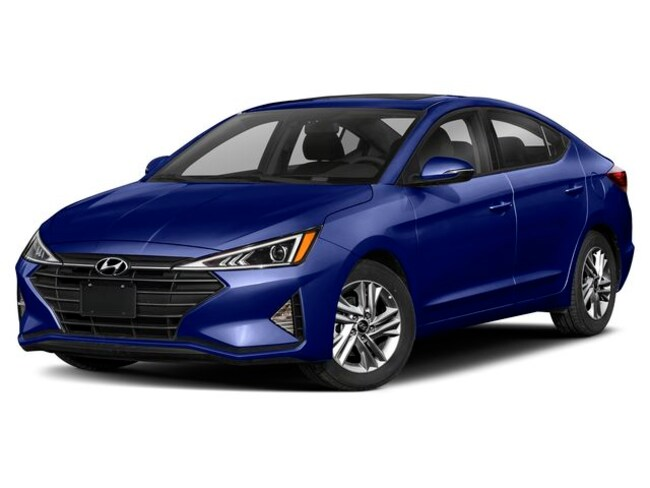 2019 Hyundai Elantra LUXURY FWD AUTO Sedan