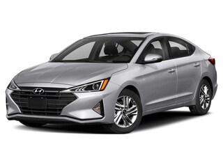 2019 Hyundai Elantra Preferred 4dr Car