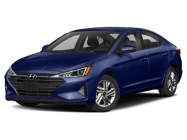 2019 Hyundai Elantra Preferred Sedan