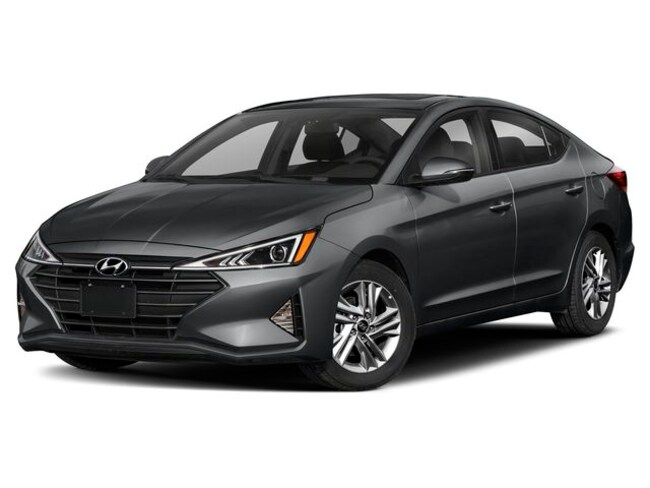 2019 Hyundai Elantra Preferred at Sedan