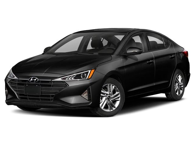 2019 Hyundai Elantra SUN& SAFET Sedan