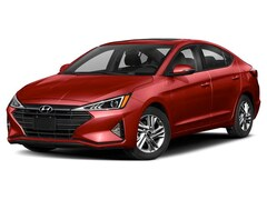 2019 Hyundai Elantra SUN&SAFE P Sedan