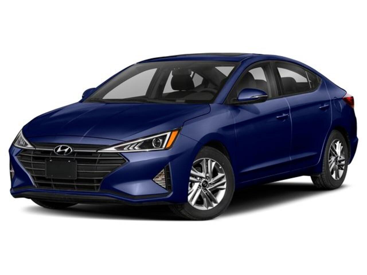 2019 Hyundai Elantra Preferred w/Sun & Safety Package Sedan