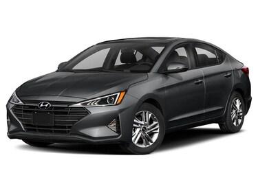 2019 Hyundai Elantra Preferred at Sun and Safety Sedan