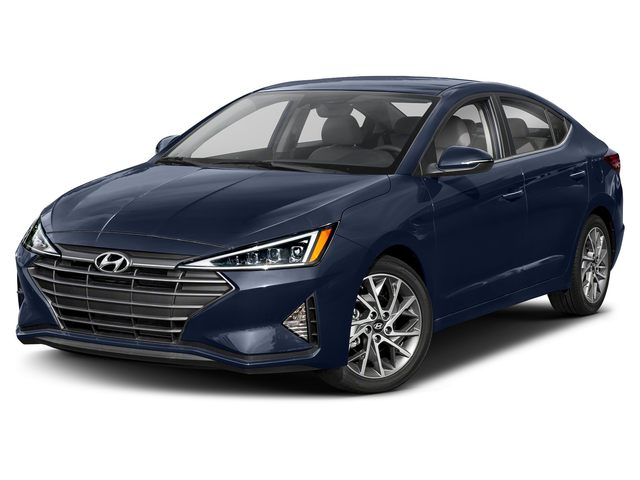 2019 Hyundai Elantra Sedan Ultimate at Sedan