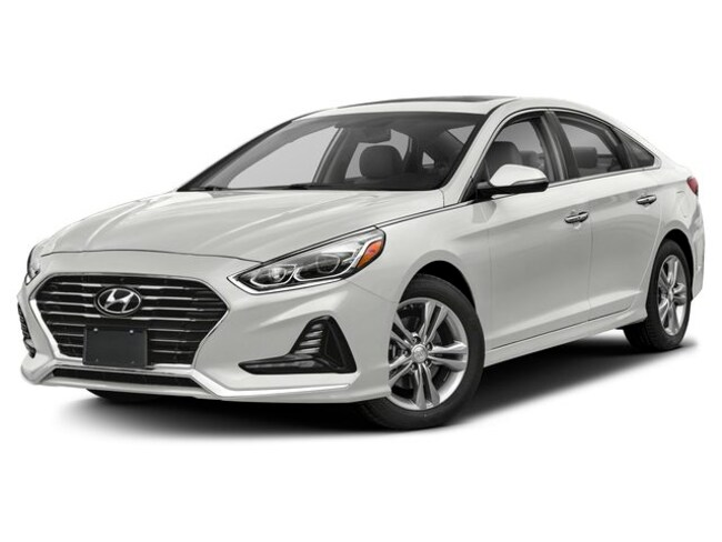 2019 Hyundai Sonata Luxury Sedan