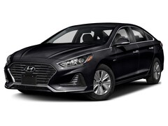 2019 Hyundai Sonata Hybrid Preferred Sedan