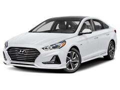 2019 Hyundai Sonata Hybrid HEV FW LUX Sedan
