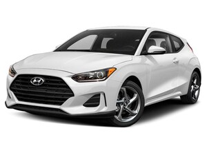 2019 Hyundai Veloster AT FWD